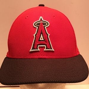 New Era 59Fifty 7 1/4 Fitted Anaheim Angels Hat